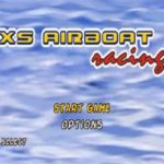 XS Airboat Racing PS1 ISO