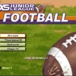 XS Junior League Football ISO PS1