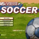 XS Junior League Soccer PS1 ISO