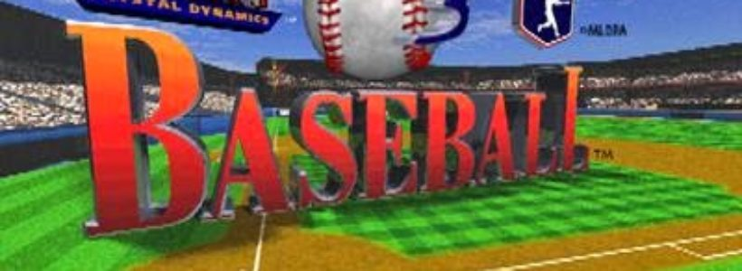 3D Baseball PS1 ISO