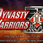 Dynasty Warriors PSP ISO