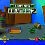 Army Men Air Attack 2 PS1 ISO