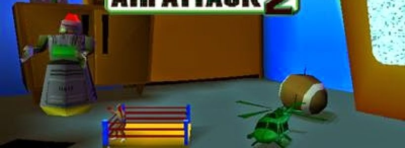Army Men Air Attack 2 PS1 ISO
