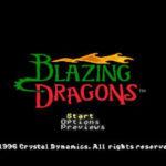 Blazing Dragons PS1 ISO