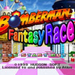 Bomberman Fantasy Race PS1 ISO