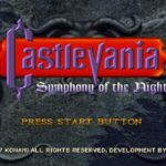 Castlevania Symphony of The Night PS1 ISO