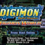 Digimon World 3 PS1 ISO