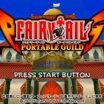 Fairy Tail Portable Guild PSP ISO