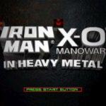 Iron Man X-O Manowar In Heavy Metal PS1 ISO