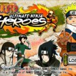 Naruto Ultimate Ninja Heroes PSP ISO