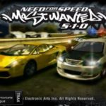 Need For Speed Most Wanted 5-1-0 PSP ISO