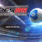 Pro Evolution Soccer 2012 PSP ISO