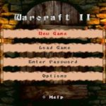 Warcraft II PS1 ISO