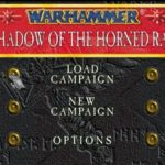 Warhammer Shadow of The Horned Rat PS1 ISO