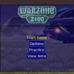 Warzone 2100 PS1 ISO
