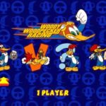 Woody Woodpecker Racing PS1 ISO