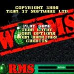 Worms PS1 ISO