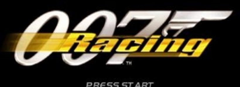 007 Racing PS1 ISO