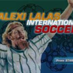 Alexi Lalas International Soccer PS1 ISO