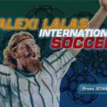 Alexi Lalas International Soccer PS1 ISO