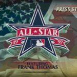 All Star Baseball 97 Featuring Frank Thomas PS1 ISO