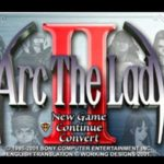 Arc The Lad II PS1 ISO