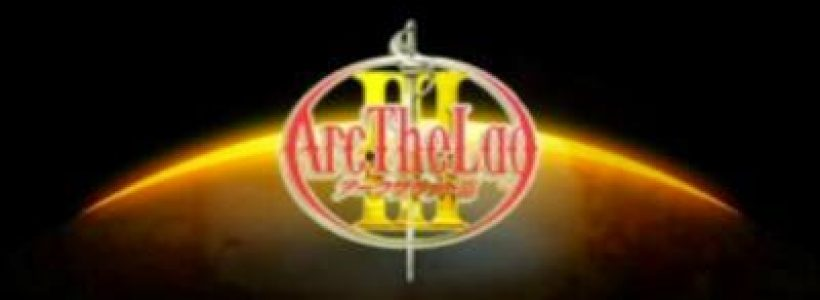 Arc The Lad III PS1 ISO