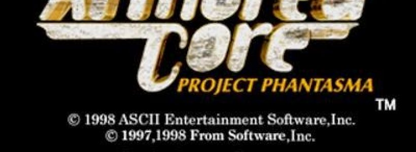 Armored Core Project Phantasma PS1 ISO
