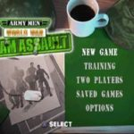 Army Men World War Team Assault PS1 ISO