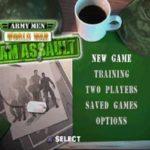 Army Men World War Team Assault PS1 ISO