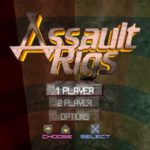 Assault Rigs PS1 ISO