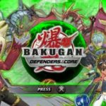 Bakugan Battle Brawlers Defenders of The Core PSP ISO