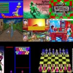 DOS Game Collections Pack A – B