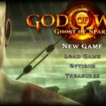 God of War Ghost of Sparta PSP ISO