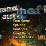 Grand Theft Auto PS1 ISO