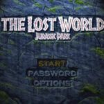 The Lost World Jurassic Park PS1 ISO