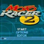 Moto Racer 2 PS1 ISO