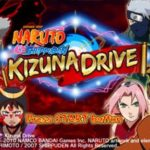 Naruto Shippuden Kizuna Drive PSP ISO