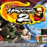 Naruto Ultimate Ninja Heroes 2 PSP ISO