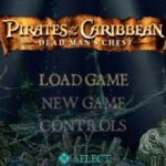 Pirates of The Carribean Dead Man's Chest PSP ISO