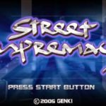 Street Supremacy PSP ISO