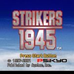 Strikers 1945 PS1 ISO