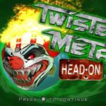 Twisted Metal Head On PSP ISO