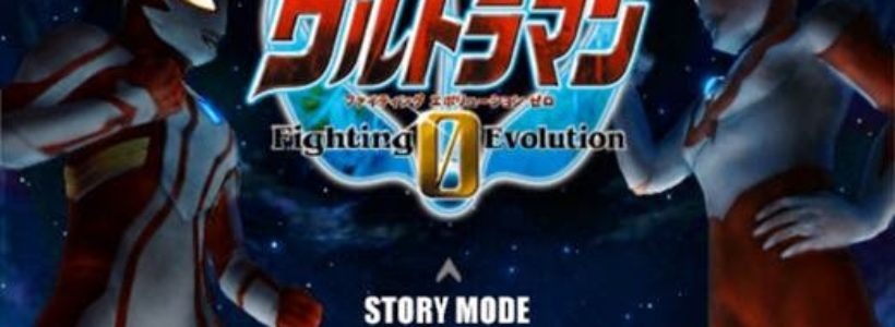Download Game Ultraman Fighting Evolution 3 Pcsx2