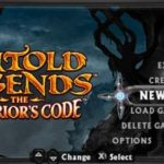 Untold Legends The Warriors Code PSP ISO