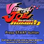 Viewtiful Joe Red Hot Rumble PSP ISO