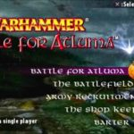 Warhammer Battle For Atluma PSP ISO