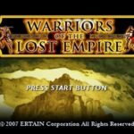 Warriors of The Lost Empire PSP ISO