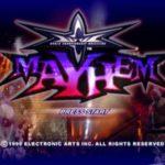 WCW Mayhem PS1 ISO