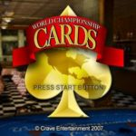 World Championship Cards PSP ISO